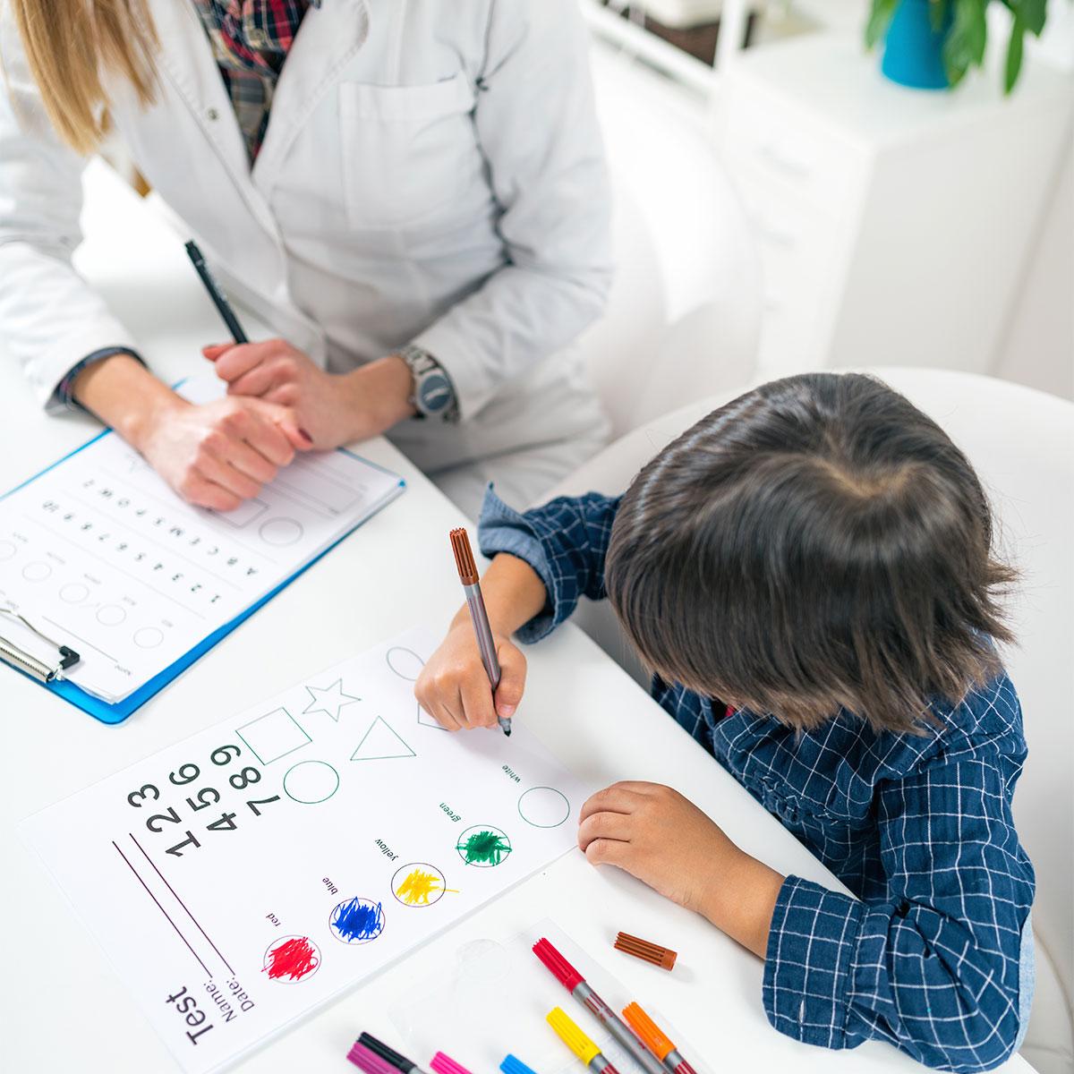 Psicología para trastornos de conductas en niños en El Campello, Alicante