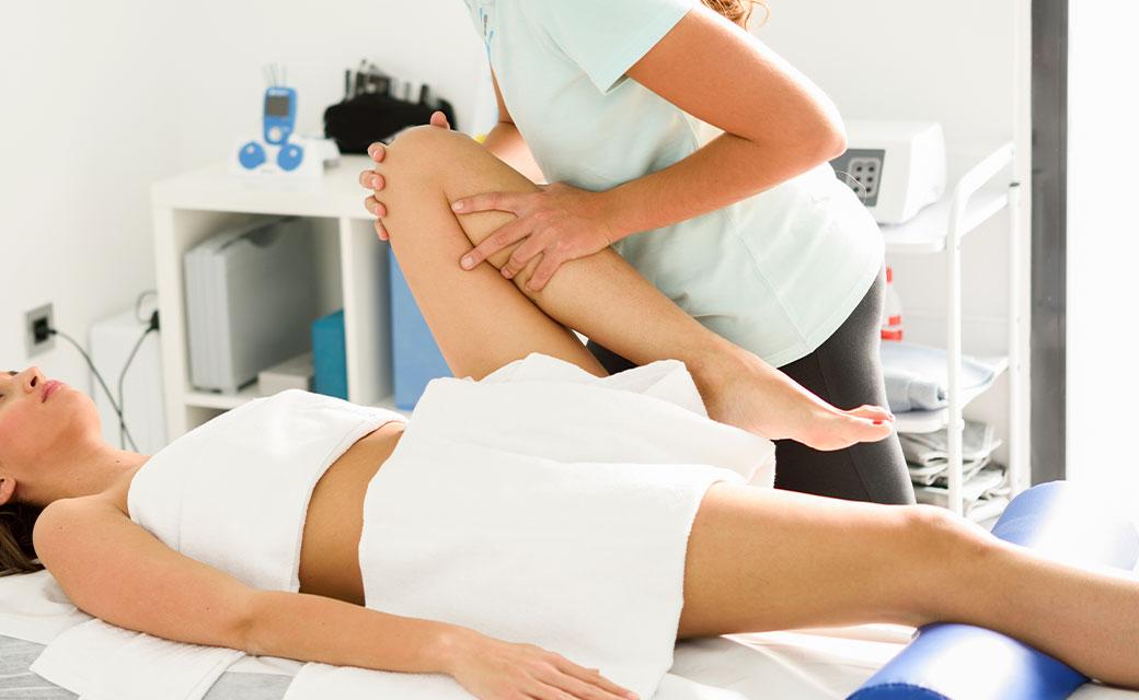 Clínica de Fisioterapia Heseya en El Campello, Alicante
