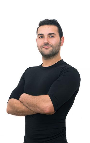 Profesional en pilates Luis Esteve en El Campello, Alicante